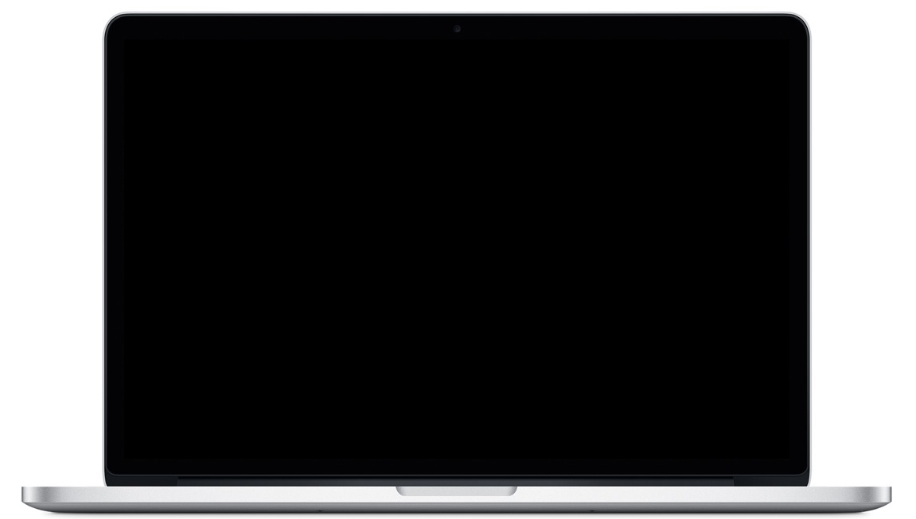 MacBook Black Screen